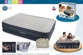 Надувная кровать 67738 Intex (152 х 203 х 48 см)