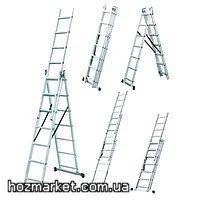 Универсальная лестница WERK LZ3207B (3х7)