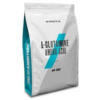 Глютамин MyProtein L-Glutamine 1 kg.