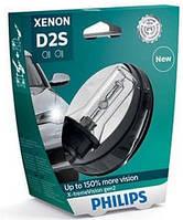 Ксенонова лампа Philips Xenon X-tremeVision gen2 D2S 85122XV2S1