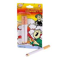 Тліючі сигарети
