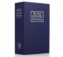 Книга - сейф Словарь 18 см, ET цвет синий (GH59A)