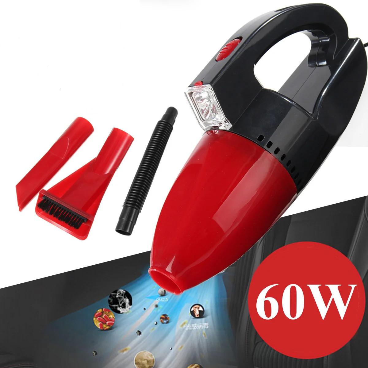 Автомобильный  пылесос со шлангом Vacuum Cleaner