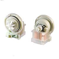 Сливной насос Copreci Kebs 118/093 (786729) для стиральной машины, Bosch, Siemens (4 защелки, клеммы спереди)
