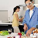 """Захисні окуляри для різання цибулі """"Антисльози"""", фото 4"""