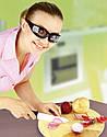 """Захисні окуляри для різання цибулі """"Антисльози"""", фото 9"""