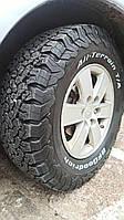 Грязевые шины BFGoodrich All Terrain T/A KO2 265/60 R18 119/116S