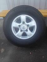 Диски литые Б/У 16/5*150/60 Toyota LC100  оригинал