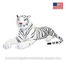 М'яка іграшка Білий плюшевий тигр Melissa&Doug