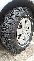 Грязевые шины BFGoodrich All Terrain T/A KO2 265/70 R16 121/118S
