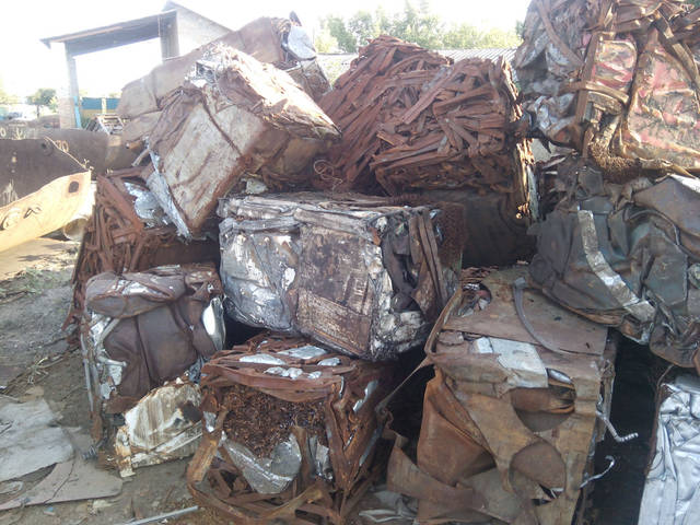 Продажа китайского пресса для металлолома Y81T-250 3