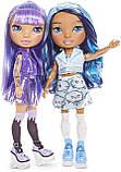 УЦЕНКА! Кукла Рейнбоу хай слайм Фиолетовая Леди - Rainbow Surprise High Girls Amethyst Rae 571193 Оригинал, фото 3