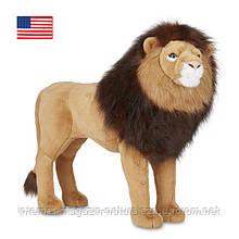 М'яка іграшка Великий плюшевий лев Melissa&Doug