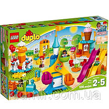 Конструктор LEGO Duplo 10840 Великий парк атракціонів