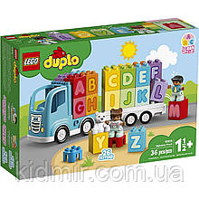 Конструктор LEGO Duplo 10915 Вантажівка Алфавіт