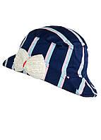 Панама шляпа для дівчинки літня в смужку