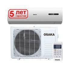 Інверторний Кондиціонер OSAKA STV-07HH2 (R-410, дисплей, до -15 град. на обігрів) INVERTER