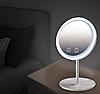 Настольное зеркало с подсветкой и встроенным вентилятором NUBRILLIANCE BEAUTY BREEZE MIRROR, фото 6