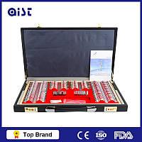 Набір пробних очкових лінз для офтальмології 266 шт, обладнання для оптометрії, для очей