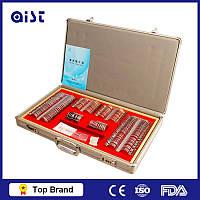 Набір пробних очкових лінз для офтальмології 232 шт, обладнання для оптометрії, для очей