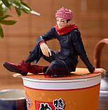 Фігурка Jujutsu Kaisen – Itadori Yuji - Noodle Stopper Figure FuRyu, фото 5