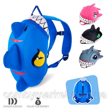 Детский рюкзак Голубой Дракон Crazy Safety