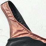 Жіночий злитий купальник AL-9349-10, фото 5