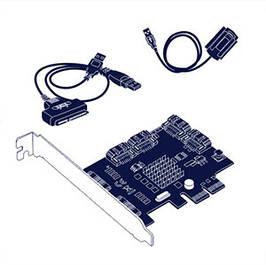 Контроллеры для SATA, SAS, SCSI RAID