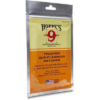 Набор для чистки оружия Hoppe's промасленный патч для очистки 30 (120 шт в упак.) (1199)