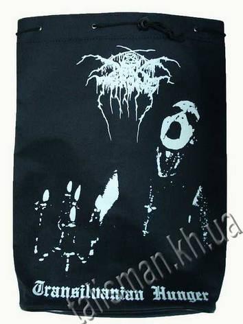 DARKTHRONE - Transilvanian Hunger - рок-рюкзак, фото 2