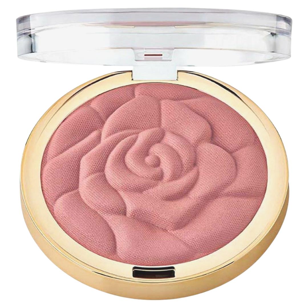 Компактные матовые румяна Milani Rose Powder Blush 01 Romantic Rose 17 г