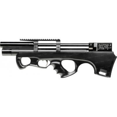 Пневматическая винтовка Raptor 3 Compact PCP 4,5 мм Black (R3C)