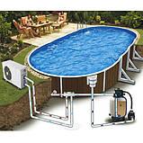 Тепловий насос для басейнів BP-100WS, фото 2