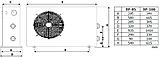 Тепловой насос для бассейнов BP-100WS, фото 3