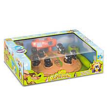 """Гр Логічна гра-стучалка """"Bada Boom"""" 69990 (6) """"FUN GAME"""", світлові і звукові ефекти, в коробці"""