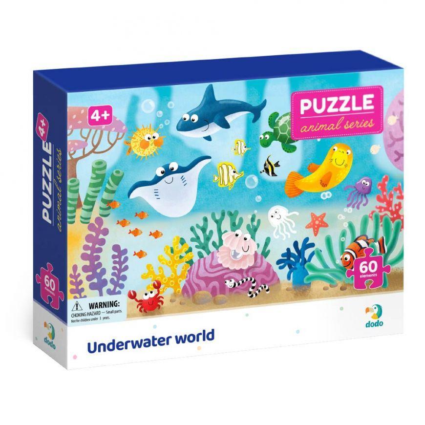 """300378 Пазлы """"Подводный мир"""""""