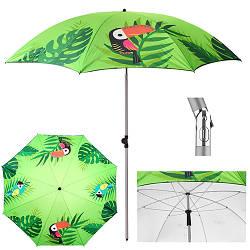 Зонт пляжный Попугай d2м наклон MH-3371-7