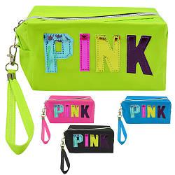 "Косметичка ""Pink"" 18*10*7см ST01891"