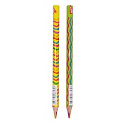 "Карандаш ""YES"" Jumbo ""Rainbow"" с шестицветном грифелем, треугольный"