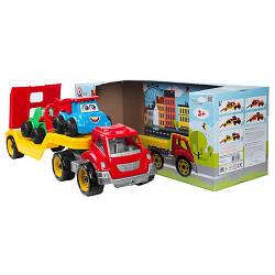 Іграшка & quot; Автовоз з набором машинок ТехноК & quot ;, арт.3909