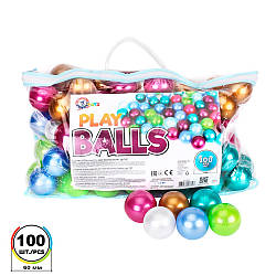 Іграшка «Набір кульок для сухих басейнів ТехноК», арт.7327