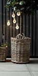 Садовий світильник на сонячній батареї підвісний DUGLE 2700 ДО, фото 2