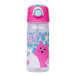 """Пляшка для води 1Вересня """"I am a cat"""", 450 мл"""
