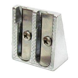 Точилка металл, двойная ST01586