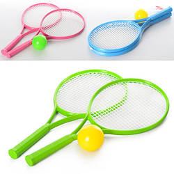 Дитячий набір для гри в теніс 53 × 24.5 × 9 см ТехноК 2957