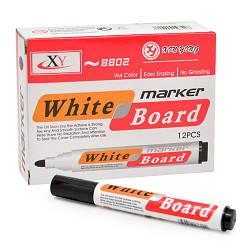 Маркер для сухостираемой доски черный ST00596