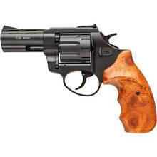 """Револьвер під патрон Флобера STALKER S Brown 3"""". Барабан - силумін (ZST3W)"""