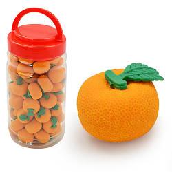 """Ластик """"Апельсин""""(упаковка 80шт)"""
