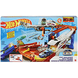 """Ігровий набір """"Перегони на залізниці"""" Hot Wheels"""