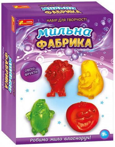 """9010-03У Мильна фабрика """"Овочі - фрукти"""" 15100424У (ред.)"""